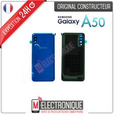 VITRE ARRIERE BLEU ORIGINAL SAMSUNG GALAXY A50 A505F
