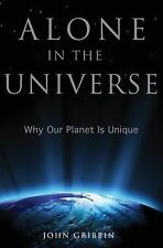 Alone in the Universe: Why Our Planet Is Unique-ExLibrary