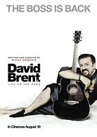 DAVID BRENT: LIFE ON THE ROAD Movie PHOTO Print POSTER Ricky Gervais Office 004
