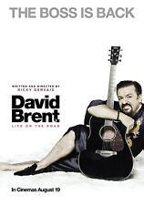 David Brent: Leben unterwegs Film Foto drucken Poster Ricky Gervais Büro 004