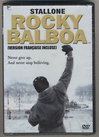 Rocky Balboa DVD - 2009 Canadian English + French Edition - Widescreen -Stallone