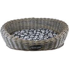 Wicker Dog Baskets