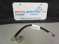 Genuine Volvo S80-V70-XC70-XC60 Negative Battery Cable OE OEM 30773672