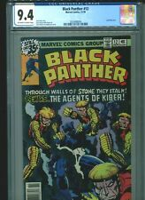 Black Panther #12 CGC 9.4 (1978) Last Jack Kirby Issue