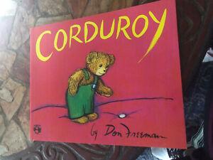 Corduroy Book By Don Freeman— Brand New
