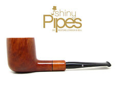 Castello COLLECTION Early HAND MADE Estate Pipe w/ Rhinestone Inlay - x67