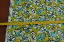 By 1/2 Yd, Bright Floral Quilting, Paintbrush/Hansen/Radiance/120-343, M8908