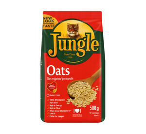 Jungle Oats 500g x 6