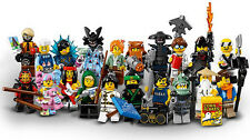 LEGO Ninjago Movie COMPLETE SET OF 20 MINIFIGURES  71019