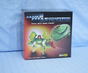 Transformers iGear UFO aka Cosmos Classics opened CHUG broken accessory Legend