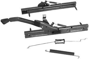 1965-68 Mustang & 67-68 Cougar Seat Track Assembly Set New Dii