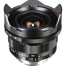 NEW Voigtlander Heliar-Hyper Wide 10mm f/5.6 Aspherical Lens for Leica M-Mount