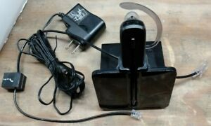 Plantronics C054 Wireless Headset System with Charger AC Adapter & Phone Cable