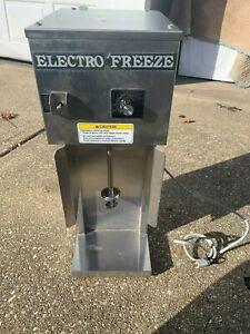 Electro Freeze Shake machine