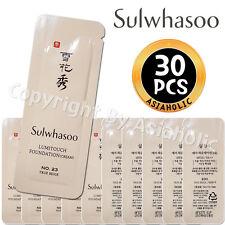 Sulwhasoo Lumitouch Foundation (Cream) No.23 True Beige 1ml x 30pcs (30ml)