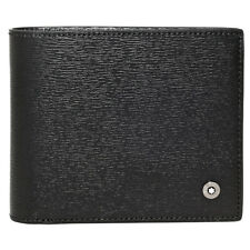 Montblanc 4810 Westside 6CC Wallet and Money Clip