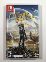 The Outer Worlds (Nintendo Switch, 2020) Fast Free Shipping