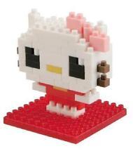Kawada Nanoblock NBCC_010 Hello Kitty 100pcs
