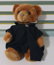 UNIVERSITY OF AUCKLAND GRADUATION TEDDY BEAR!34CM! TEDDY BEAR TOY! NEW ZEALAND!