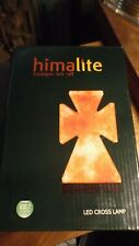 Himalayan Salt Lamp Cross XL HEAVY