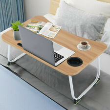 Home Multifunction Laptop Stand Desk Lazy Large Bed Tray Foldable Portable Table