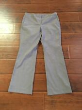 Ann Taylor  Women's Petite Signature Dress Career Pants Gray Size 10P