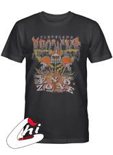 Cleveland Browns End Zone T-Shirt Vintage 1995 - Vintage 1995 Cleveland Browns M
