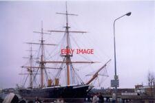 PHOTO  1994 PORTSMOUTH HMS WARRIOR