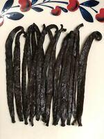 20 Tahitian Grade A Gourmet Vanilla Beans [4 inches]