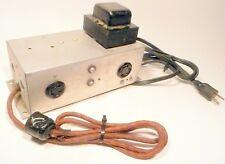 Vintage radio transformer ebay vintage capehart radio part working 4 input junction box w transformer sciox Gallery
