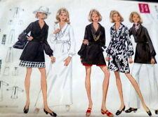 *LOVELY VTG 1960s DRESS TOP SKIRT PANTS SHORTS Sewing Pattern 14/36