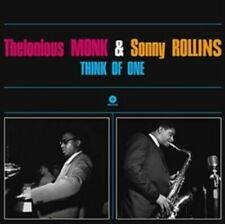 Monk- Thelonious/Rollins- SonnyThink Of One (New Vinyl)