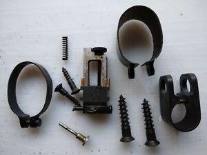 Lee Enfield No4 Rifle parts. Sight. Barrel band.