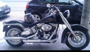 Harley davidson seat
