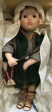 Open Box Bmib Ashton-Drake Galleries Little Drummer Boy 1994 Christmas Decor