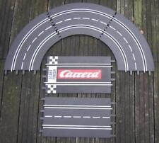 Lot de 10 Rails Carrera 1/32 1/24 Evolution digital 6 x Courbe 1/60 & 4 x Droit
