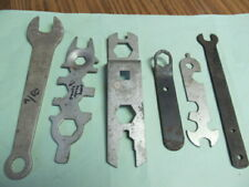 New ListingSix (6) Vintage Multi Wrench / Wrenches for Bicycle & Other Uses