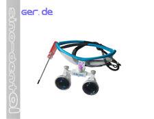 3.5X 420mm Dental Surgical Binocular Loupes Glasses Lens Magnifier Dentist