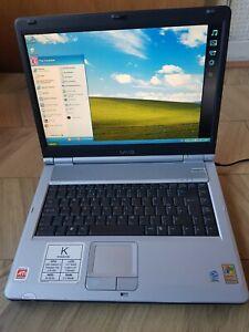 """SONY PCG-K315B LAPTOP 15.4"""" (40GB, INTEL CELERON @2.93 GHZ, 1GB)"""