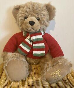 Harrods Christmas 2010 'Archie' Teddy Bear