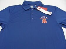 Boise State Broncos - Cutter & Buck - Polyester Dry Tec - Med Size Polo Shirt!