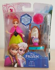 "Disney Frozen MagiClip Anna of Arendelle 3.75"" Figure"