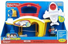 Fisher Price Little People aéroport