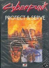 JDR RPG JEU DE ROLE / ORIFLAM CYBERPUNK PROTECT & SERVE