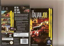 ITALIAN JOB L.A HEIST GAMECUBE / WII CAR RACER