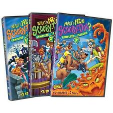 What's New Scooby-Doo: Complete Seasons 1-3 [6 Discs] DVD Region 1