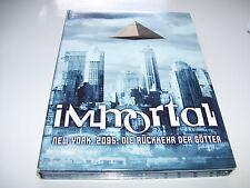 Immortal - New York 2095 Die Ricllehr Der Gotter  * 2 DVD BOX Spedial Edition *