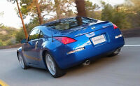Painted Process Trunk Spoiler for NSN 350Z Z33 N Type 2003-2008