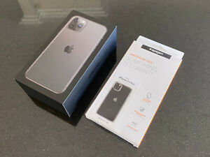 AS NEW Apple iPhone 11 Pro - 256GB - Space Grey (Unlocked)