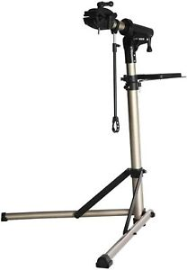 Bicycle Maintenance Repair Workstand Durable Lightweight Adjustable & Foldable